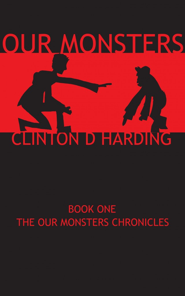 Our Monsters cover (Amazon-Kindle)