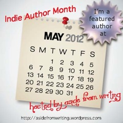 A Side From Writing's Indie Author Month