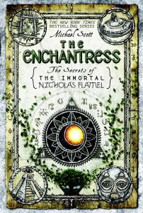 "Michael Scott's ""The Enchantress"""