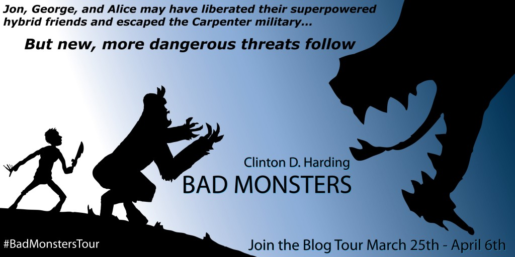 Bad-Monsters -- Blog Tour Banner
